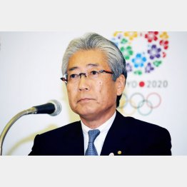 JOC竹田会長は国会で発言を二転三転させた(C)日刊ゲンダイ