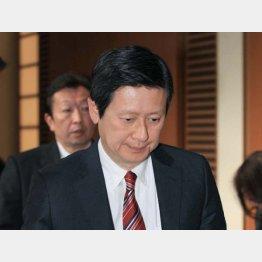 ロッテ副会長・重光宏之氏
