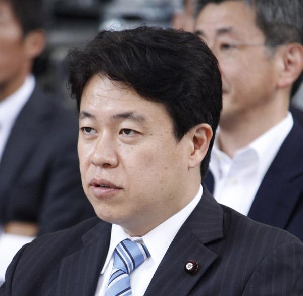 スピード違反で検挙された鶴保沖縄・北方相(C)日刊ゲンダイ