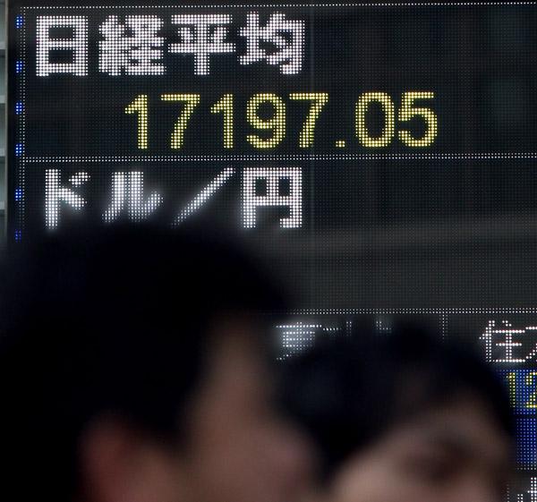 ヘッジファンドの「大量売り」に注意(C)日刊ゲンダイ
