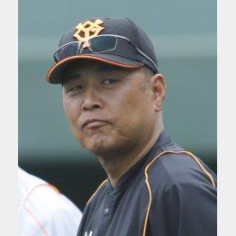 村田氏は巨人コーチで13年目