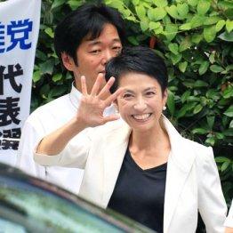 圧勝? 蓮舫新代表の問題は国籍ではなく野田元首相の影