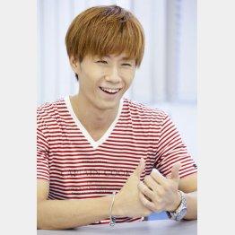 歌手の川上大輔さん(C)日刊ゲンダイ