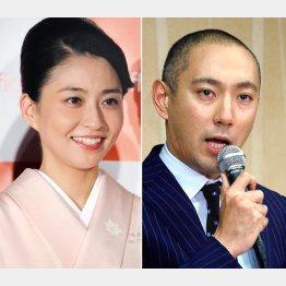 小林麻央(左)は9月1日にブログを開設(C)日刊ゲンダイ
