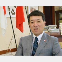 泉田新潟県知事は知事選に不出馬を決めた(C)日刊ゲンダイ