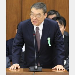 籾井勝人会長までSMAPにラブコール(C)日刊ゲンダイ