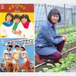 レコードジャケットの右端がミッチーこと太田さん(C)日刊ゲンダイ