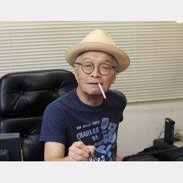 """""""ヘアヌード""""の仕掛け人の異名"""