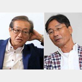 二木氏と高部務氏