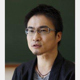 公式HPで離婚を発表した乙武氏(C)日刊ゲンダイ