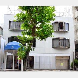 SMAP解散を3カ月後に控えたジャニーズ事務所(C)日刊ゲンダイ