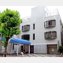 SMAP解散騒動に揺れるジャニーズ事務所(C)日刊ゲンダイ