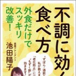「不調に効く食べ方外食だけでスッキリ改善!」池田陽子著