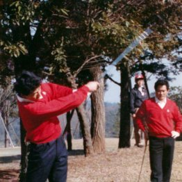 川口和久さん<2> 初コンペで優勝して先輩たちがカンカン