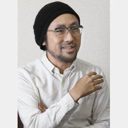 家入一馬氏(C)日刊ゲンダイ