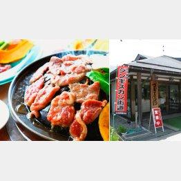 全長15キロにジンギスカン料理の店が6軒(C)日刊ゲンダイ