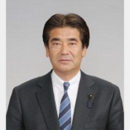 会派離脱を表明(秋田県議会HPから)