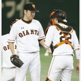 山口(左)の後継者なんてなかなかいないが…(C)日刊ゲンダイ