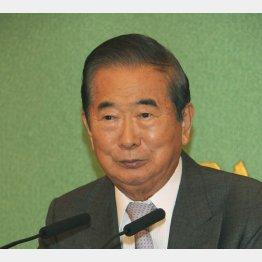 石原元知事から申し出があった(C)日刊ゲンダイ