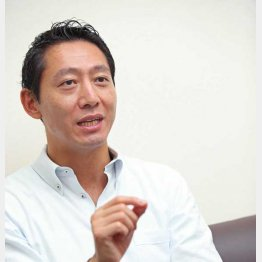 玉寿司の中野里陽平社長(C)日刊ゲンダイ