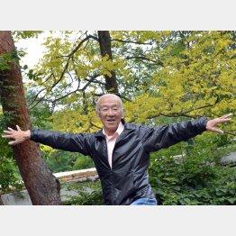 「八ヶ岳倶楽部」には野生動物や渡り鳥も訪れる(C)日刊ゲンダイ