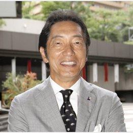 蟹瀬誠一さんはAP通信からAFP通信に転職(C)日刊ゲンダイ