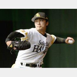 和田は投手陣の精神的支柱でもある