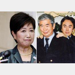 危機感を覚える石原親子(右写真)/(C)日刊ゲンダイ