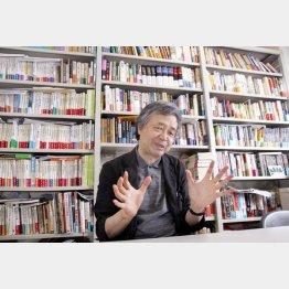 三田誠広さんは芥川賞受賞から40年(C)日刊ゲンダイ
