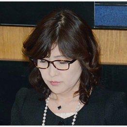 稲田防衛相は全国戦没者追悼式を欠席(C)日刊ゲンダイ