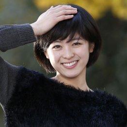朝ドラ「まれ」(スピンオフ編)で栗林仁子役を演じた清野菜名
