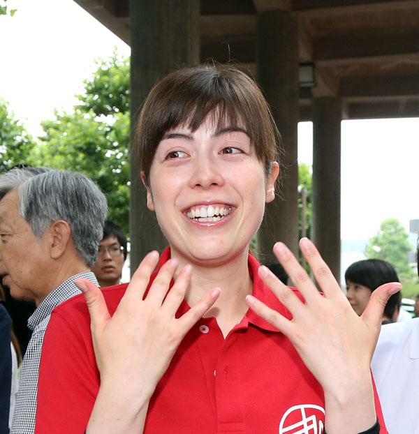 小野田紀美議員はフェイスブックで釈明(C)日刊ゲンダイ