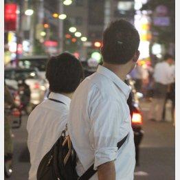 成果主義の導入で人間関係が希薄に…(C)日刊ゲンダイ