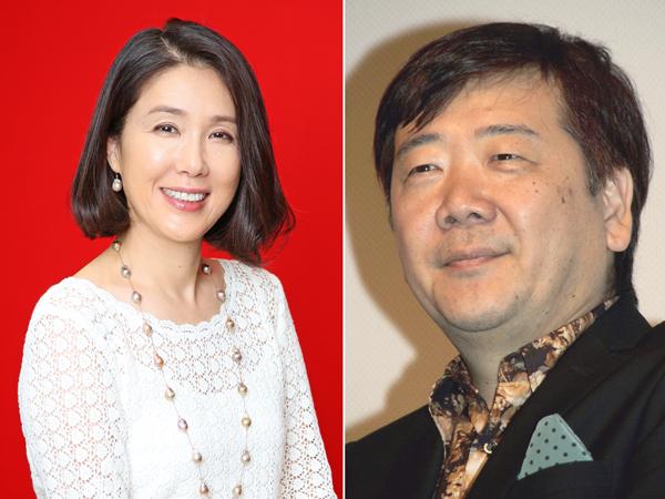 新人女優だった筒井真理子(左)を叱咤した鴻上尚史氏/(C)日刊ゲンダイ