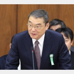 籾井勝人NHK会長も再度ラブコール(C)日刊ゲンダイ