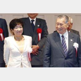 森喜朗五輪組織委会長も宿敵の一人