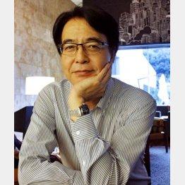ジャーナリストの山路徹氏(C)日刊ゲンダイ