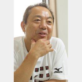 村上恭和監督(C)日刊ゲンダイ