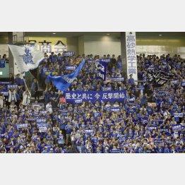 CSの巨人ーDeNA戦も超満員(C)日刊ゲンダイ