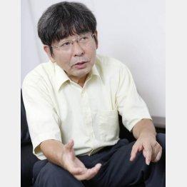 高嶋哲夫氏