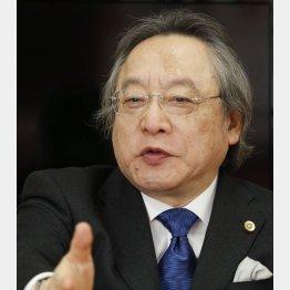 小林節・慶大名誉教授(C)日刊ゲンダイ