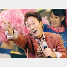 「路線バス旅」再ブレークから歌番組司会に返り咲き(C)日刊ゲンダイ