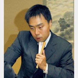 三浦弘行九段は完全否定(C)共同通信社