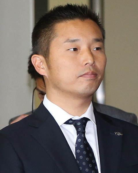 退任した池田社長(C)日刊ゲンダイ