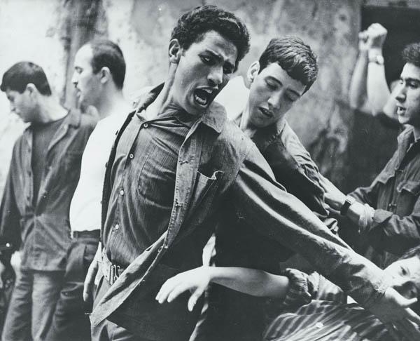 「アルジュの戦い」/(C)1966 Casbah Films・Inc・Allrights reserved