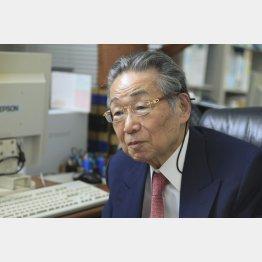 升永英俊氏は2009年から新聞各紙に意見広告を投稿している(C)日刊ゲンダイ