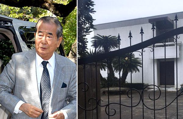 活動の拠点としてきた逗子の別荘を2014年に売却(C)日刊ゲンダイ