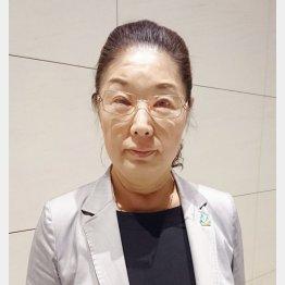 夫を過労自死で失った寺西笑子さん(C)日刊ゲンダイ