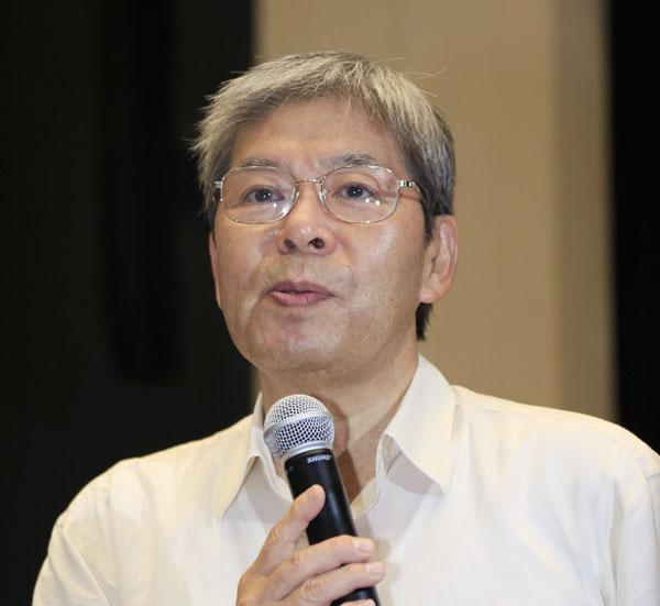 専門家会議の平田健正座長(C)日刊ゲンダイ