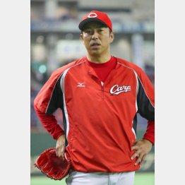 黒田は日本シリーズ第3戦に先発